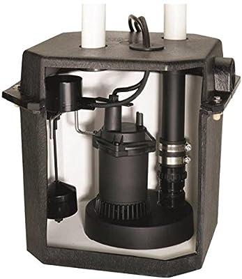 Flotec 1/3 HP Sink Drain Pump System, FPZS33LTS