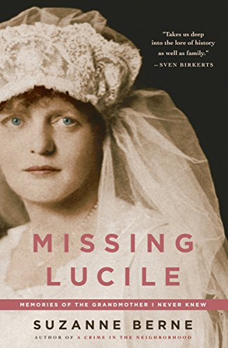 Pdf download read free history pdf ebooks pdf scout missing lucile memories of the grandmother i never knew shannon ravenel books cover fandeluxe Gallery