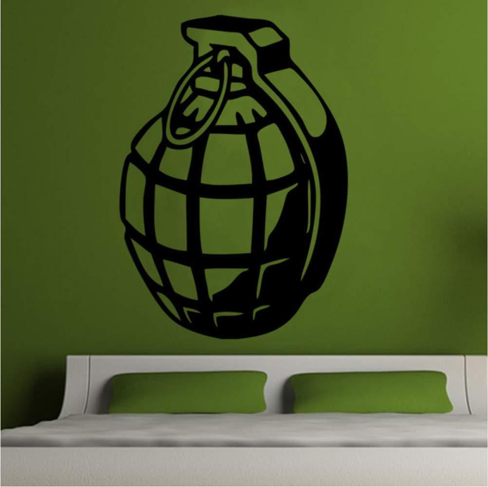 Arte Decoración Militar Dormitorio Cabecero Decorativo Tatuajes de ...