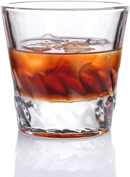 Bicchiere Da Whisky Whisky De Fondo Grueso Cóctel De Vidrio ...