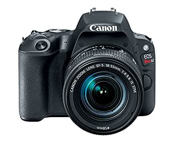 Canon Eos Rebel Sl2 Dslr Camera With Ef-s 18-55mm Stm Lens - Wifi Enabled 7