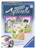 Ravensburger Aquarelle Cats - Arts & Crafts Kit
