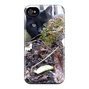 Durable Protector Case Cover With Can You See Me Hot Design For Iphone 4/4s
