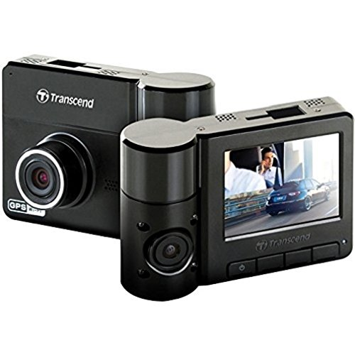 Transcend 32GB Drive Pro 520 Car Video Recorder with Suction Mount (TS32GDP520M) by Transcend