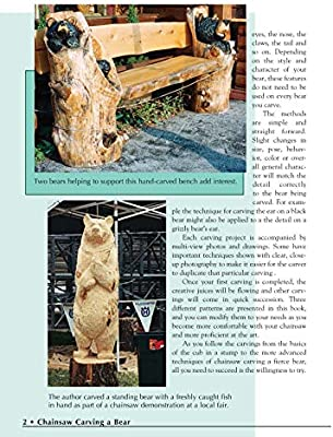Chainsaw carving a bear: a complete step by step guide fox chapel