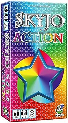 SKYJO Action, de Magilano: el Nuevo y emocionante Juego de Cartas para niños y Adultos.: Amazon.es: Juguetes y juegos