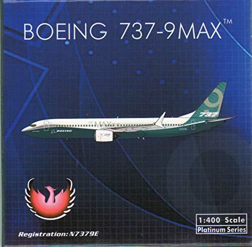世界的に有名な フェニックスモデル PHX11486 1:400 ボーイング 737-9 PHX11486 マックスリグ ボーイング #N7379E(塗装済み B07KF17CW4/組み立て済み) B07KF17CW4, 海南市:20ebd97a --- wap.milksoft.com.br