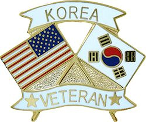 Korean Vet Small Pin