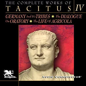 The Complete Works of Tacitus: Volume 4 Hörbuch