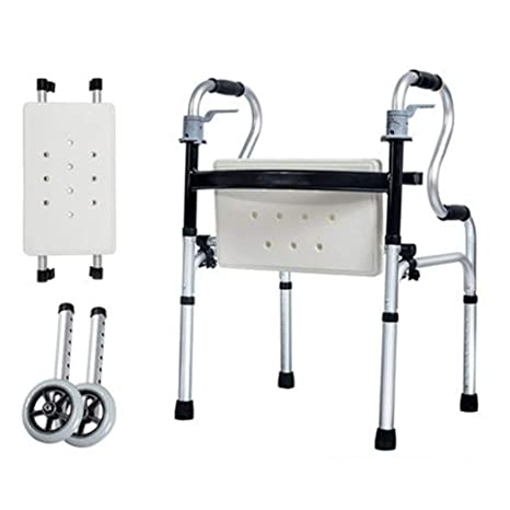 Amazon.com: Walker - Polea con asiento para ancianos ...