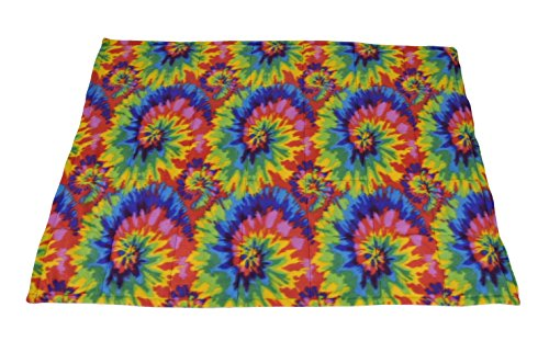Abilitations Weighted Blanket, Large, Multi Color by Abilitations