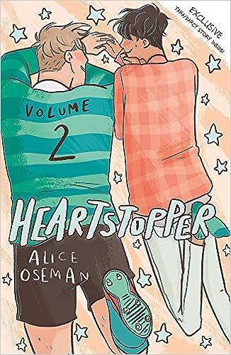 Amazon.com: Heartstopper Volume Two (9781444951400): Oseman, Alice ...