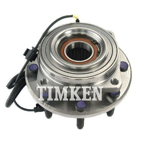 (Timken HA590435 Wheel Bearing and Hub Assembly)