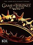 [DVD]ゲーム・オブ・スローンズ 第二章:王国の激突 DVDコンプリート・ボックス (6枚組)(初回限定生産