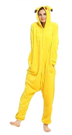 92038fd00 Yimidear® Unisex Adult Pajamas Cosplay Costume Animal Onesie ...