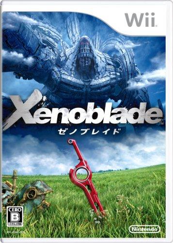 Xenoblade ゼノブレイドの商品画像
