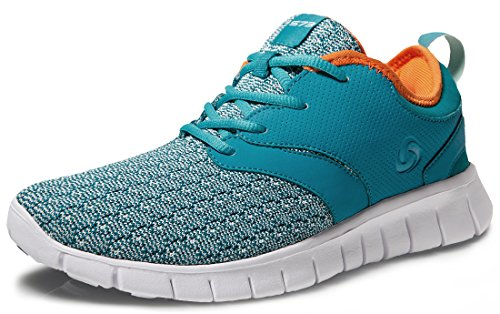 Pattern Shoes Tesla tf Men's x574 Running grn A Sports Knit XXEPR1