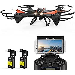 DBPOWER UDI U842 Predator WiFi FPV Drone