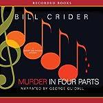 Murder in Four Parts: A Dan Rhodes Mystery | Bill Crider