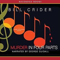 Murder in Four Parts