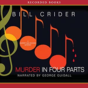 Murder in Four Parts Audiobook