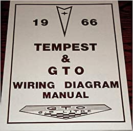 [DIAGRAM_5LK]  A COMPLETE SET Of 1966 PONTIAC GTO, TEMPEST & LeMANS WIRING DIAGRAMS &  SCHEMATICS: GM pontiac GENERAL MOTORS: Amazon.com: Books | 1966 Gto Wiring Schematic |  | Amazon.com