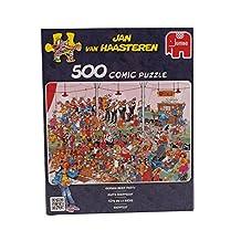 Jan Van Haasteren Beerfest Puzzle (500 Pieces)