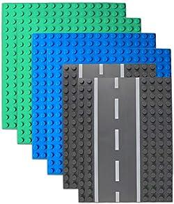 related image of Lynnda 6 Pack Large Blocks Baseplates, 4