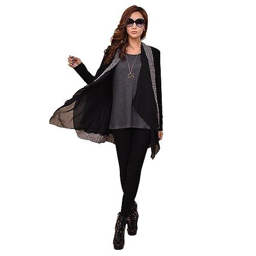 cnll - Abrigo - chaqueta - para mujer