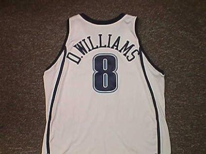 new styles 4da90 ce7cb Deron Williams Utah Jazz 2005-2006 Home Jersey at Amazon's ...