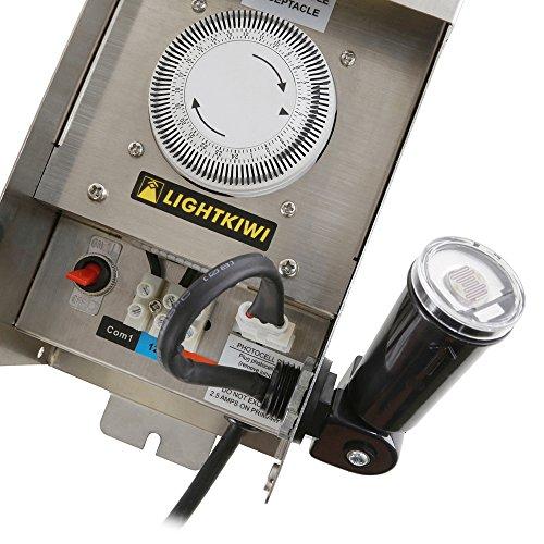 Lightkiwi L6709 Photocell For Low Voltage Landscape