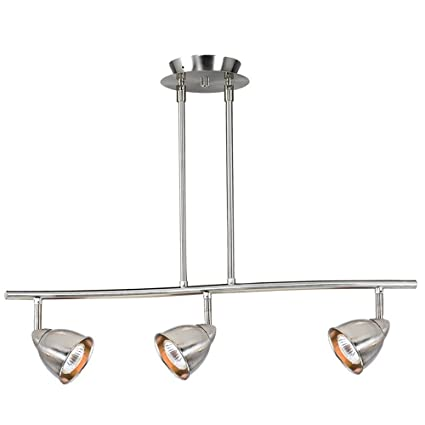 Cal lighting sl 954 3 whcbk track lighting with cone black shades cal lighting sl 954 3 whcbk track lighting with cone black aloadofball Images