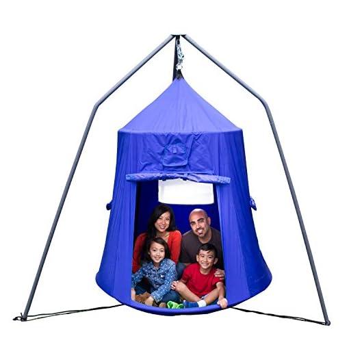 Sportspower-Blupod-Hanging-Tent-Blue