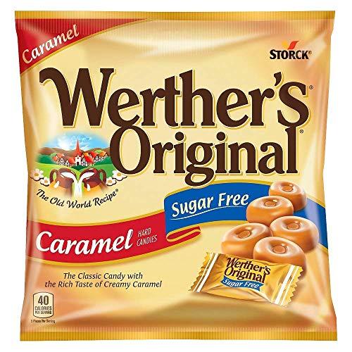 (Werther's Original Hard Candy, Sugar-Free, (1) 2.75 oz Bag)