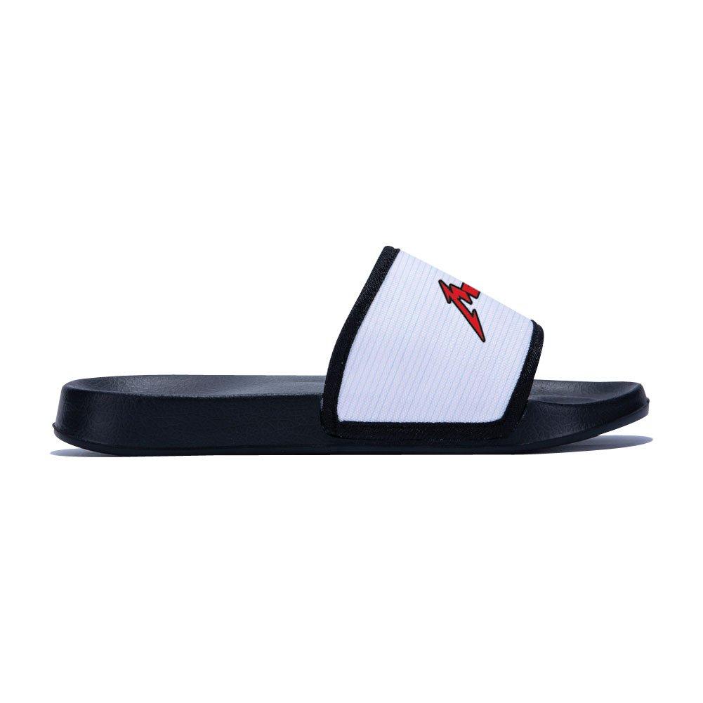 Fuze Shower Slides Sandals for Boys Girls Anti-Slip Soft Sole Indoor Outdoor Beach Slipper Shoes