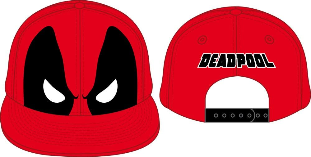 Codi Deadpool Adjustable Cap Eyes Beanies Caps: Amazon.es ...