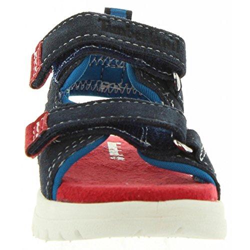 Timberland Sandalen Für Junge und Mädchen CA1LN6 Piermont Sapphire Schuhgröße 24