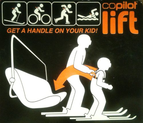 CoPilot LIFT Multi-Sport Halter for assisting kids in a variety of sports