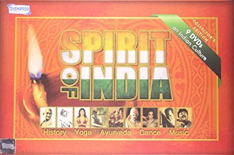 Amazon.com: Spirit Of India | History, Yoga, Ayurveda, Dance ...