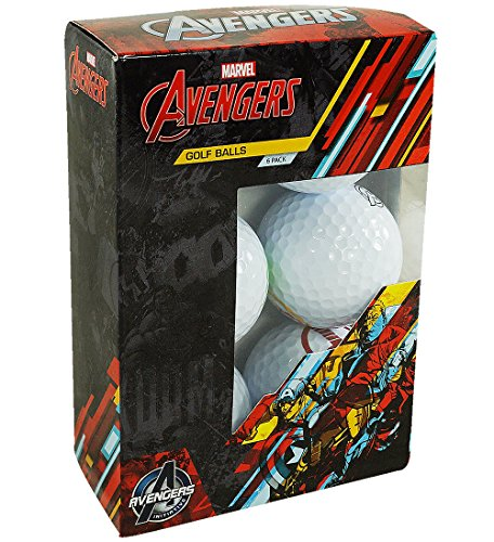 Marvel Avengers Golf Balls