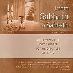 From Sabbath to Sabbath