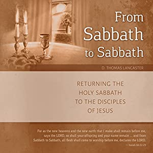 From Sabbath to Sabbath Audiobook