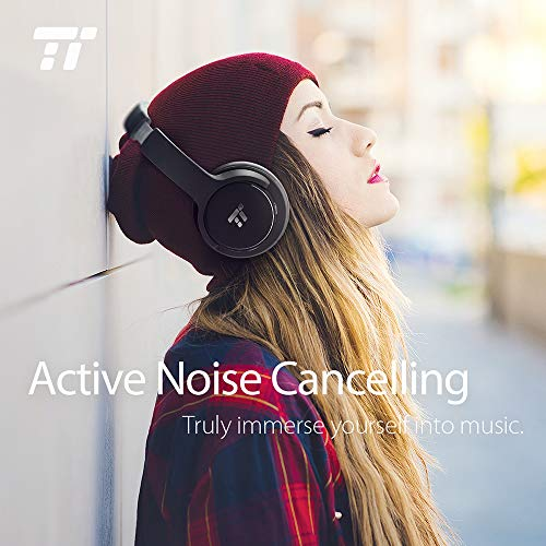 TaoTronics-Active-Noise-Cancelling-Bluetooth-Headphones-HiFi-Stereo-Wireless-Over-Ear-Deep-Bass-Headset-wcVc-Noise-Canceling-Microphone-30-Hour-Playtime-Comfortable-Earpads-for-Travel-Work-TV