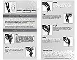 5 Pack - Kindmax Kinesiology Tape Precut Knee