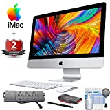 Apple_iMac 21.5 Inch Retina 4K Display Desktop Computer Advanced Bundle (MNDY2LL/A - 3.0GHz Intel...