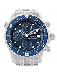 Omega Seamaster automatic-self-wind mens Watch 2225.80.00 (Certified Pre-owned)