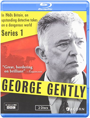 Blu-ray : George Gently Series 1 (2 Disc)