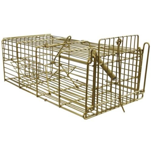Kingfisher - Jaula para ratas, acero galvanizado: Amazon.es: Hogar