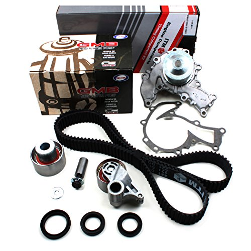New ITM221WP (223 Teeth) Timing Belt Seals Kit and Water Pump Set (GMB) -