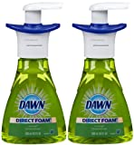 Dawn Direct Foam Diswashing Foam Surge - 10.15 oz - Lime Surge - 2 pk